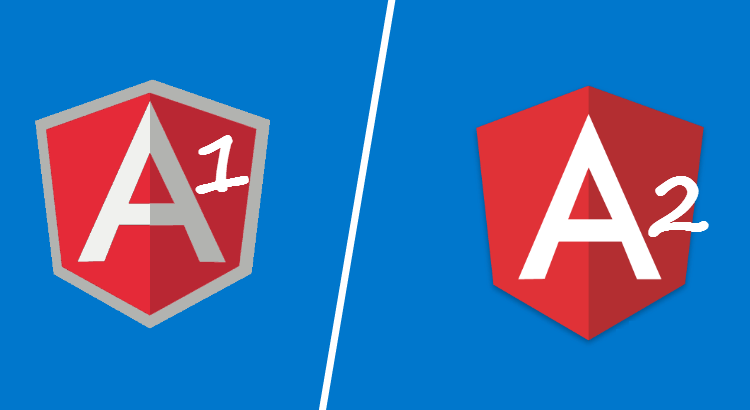 The Difference Between Angular 1 and Angular 2