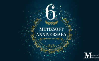 Metizsoft Completes 6 Glorious Years of Success