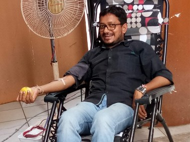 Blood Donor - Piyush