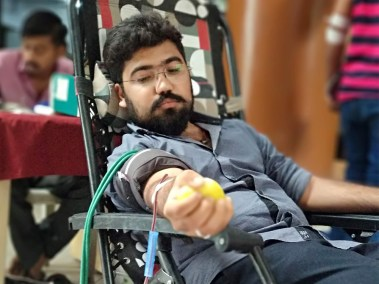 Blood Donor - Tarun