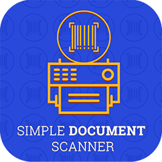 Simple Document Scanner