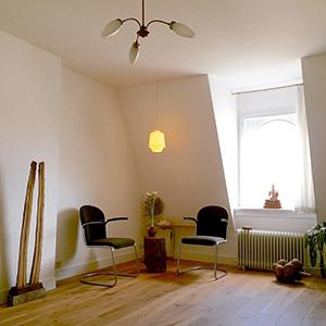 Massage Nijmegen MetJet praktijkruimte