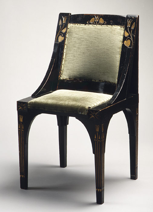 Side Chair by Christopher Dresser (1870)