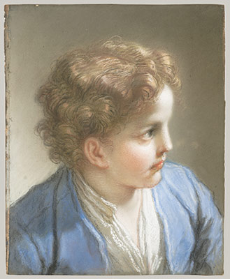 The Eighteenth Century Pastel Portrait Essay Heilbrunn