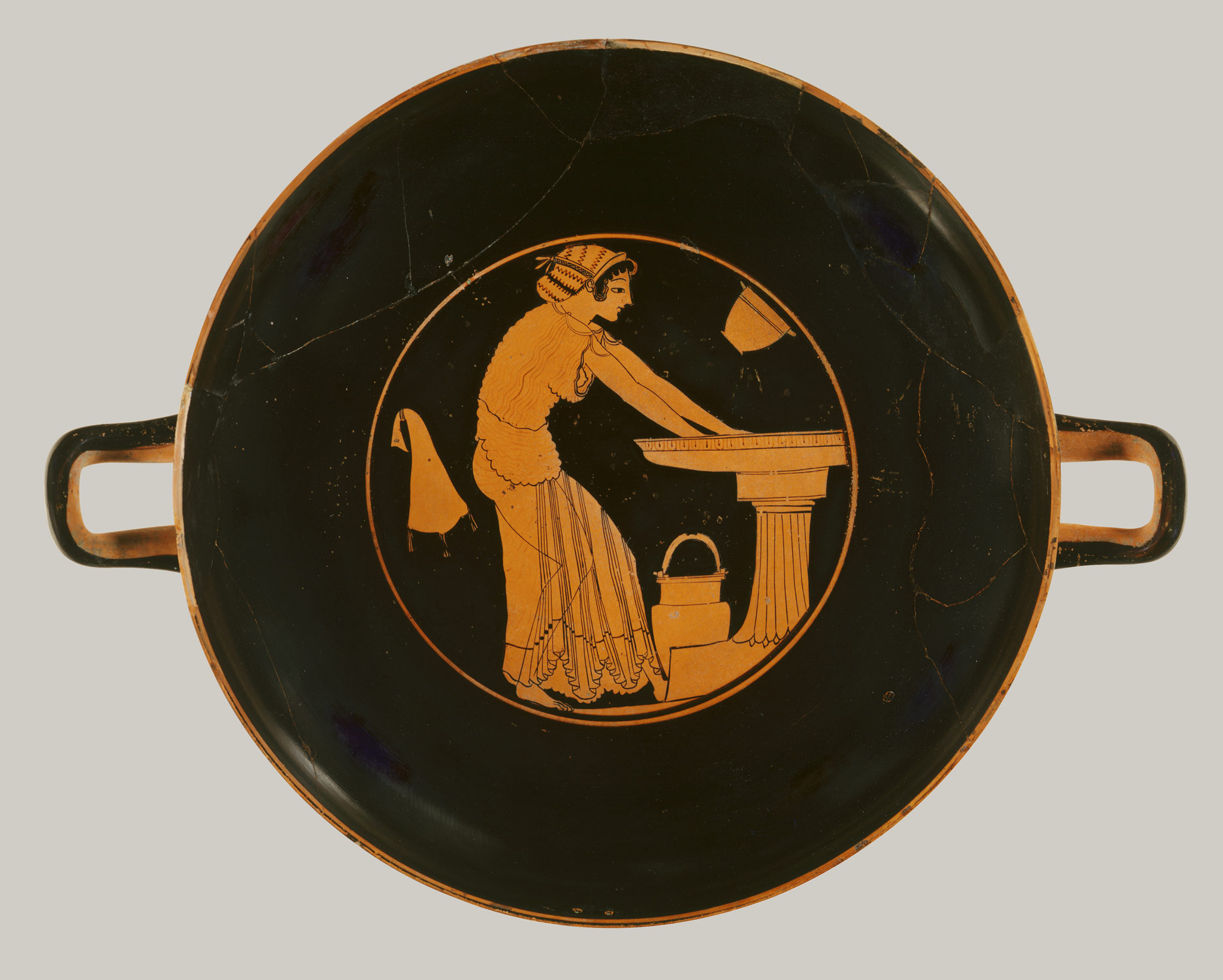 Scenes Of Everyday Life In Ancient Greece