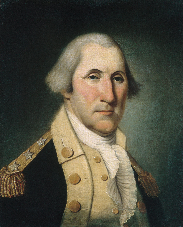 George Washington Man Myth Monument