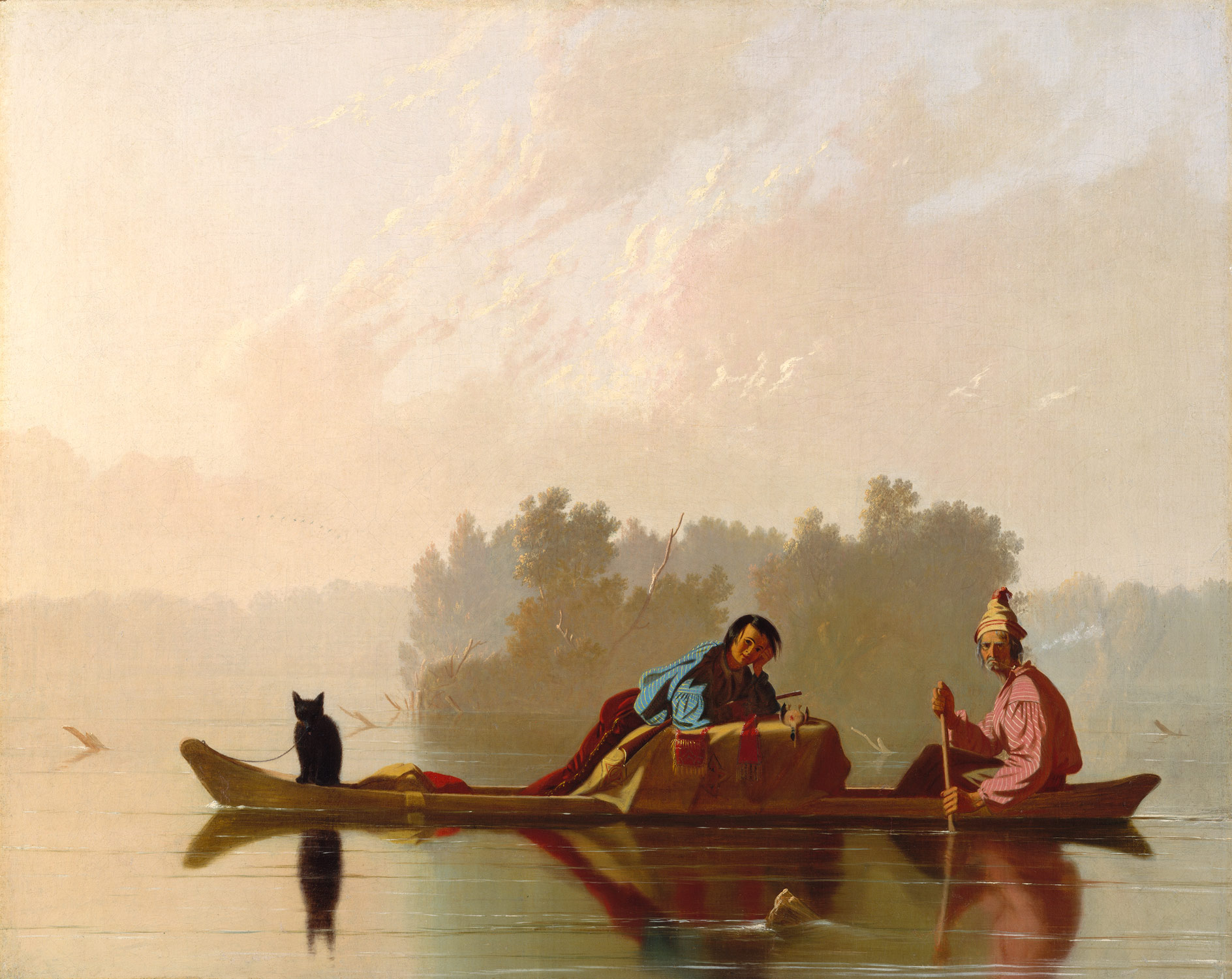 by George Caleb Bingham