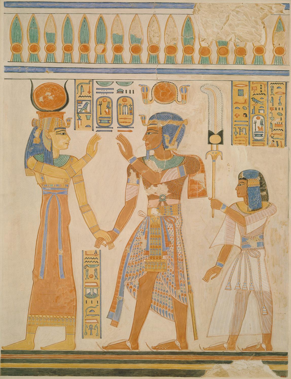 Ancient Egypt Digital Library Essays