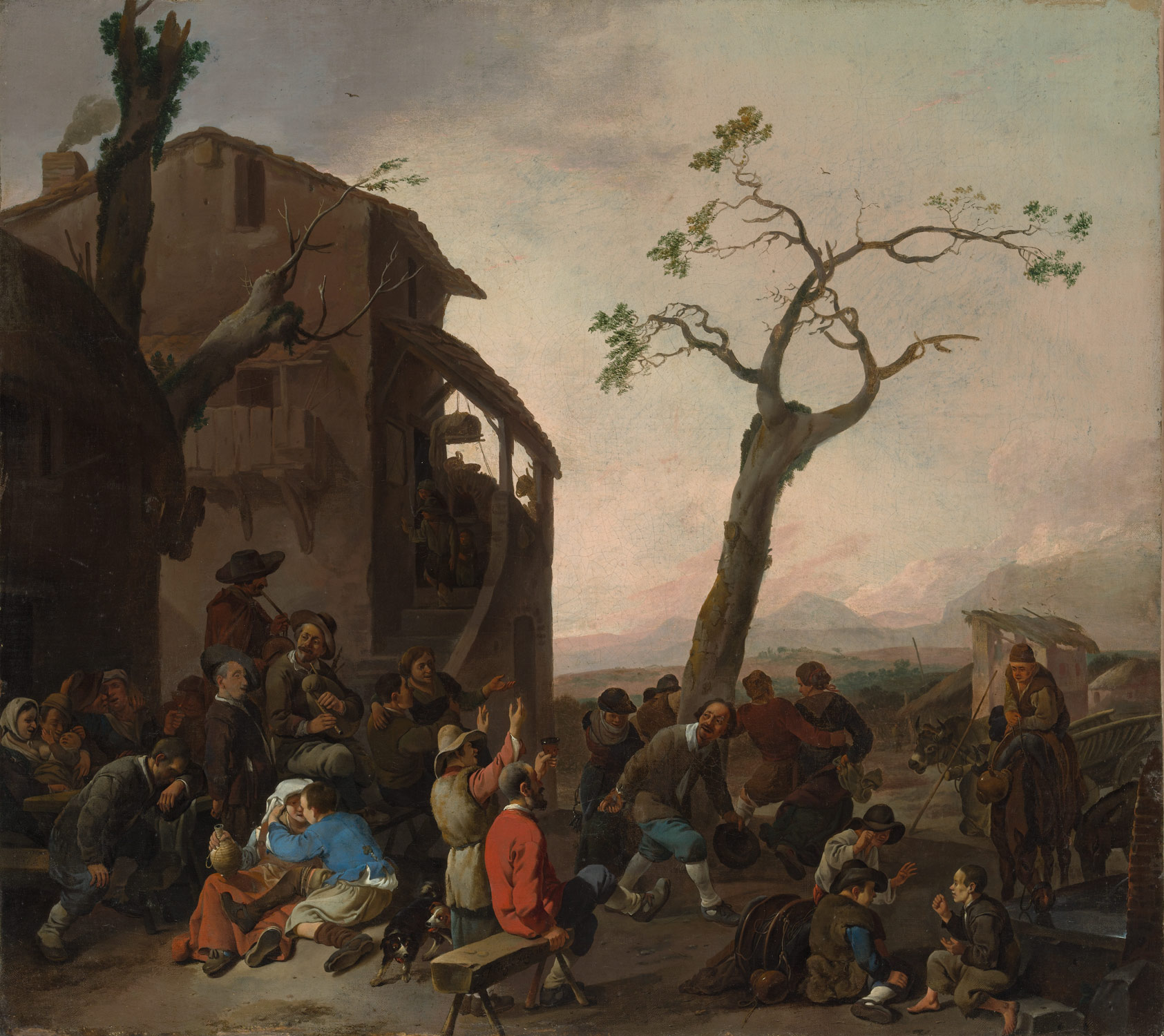 Jean Baptiste Greuze Painting