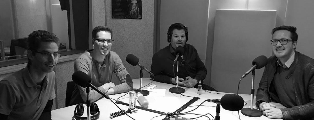 S01E06 – Smartphones met Arnoud Wokke, Daniel, Floris en Randal