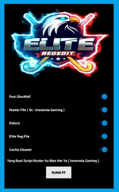 download elite regedit ff apk