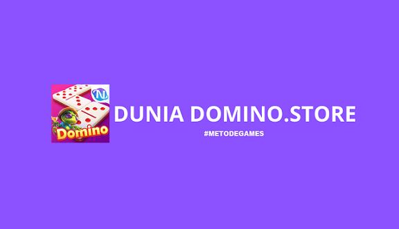 Dunia Domino.store - Dapatkan Chip & Koin Higgs Domino Gratis