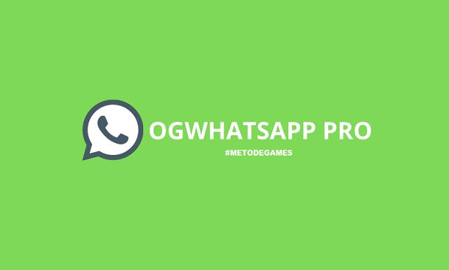 OGWhatsapp Pro Apk Mod Update Terbaru 2021 (ANTI BANNED)