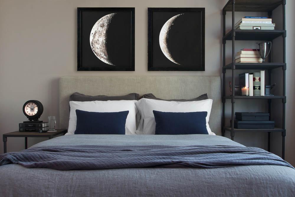 RH bedroom image
