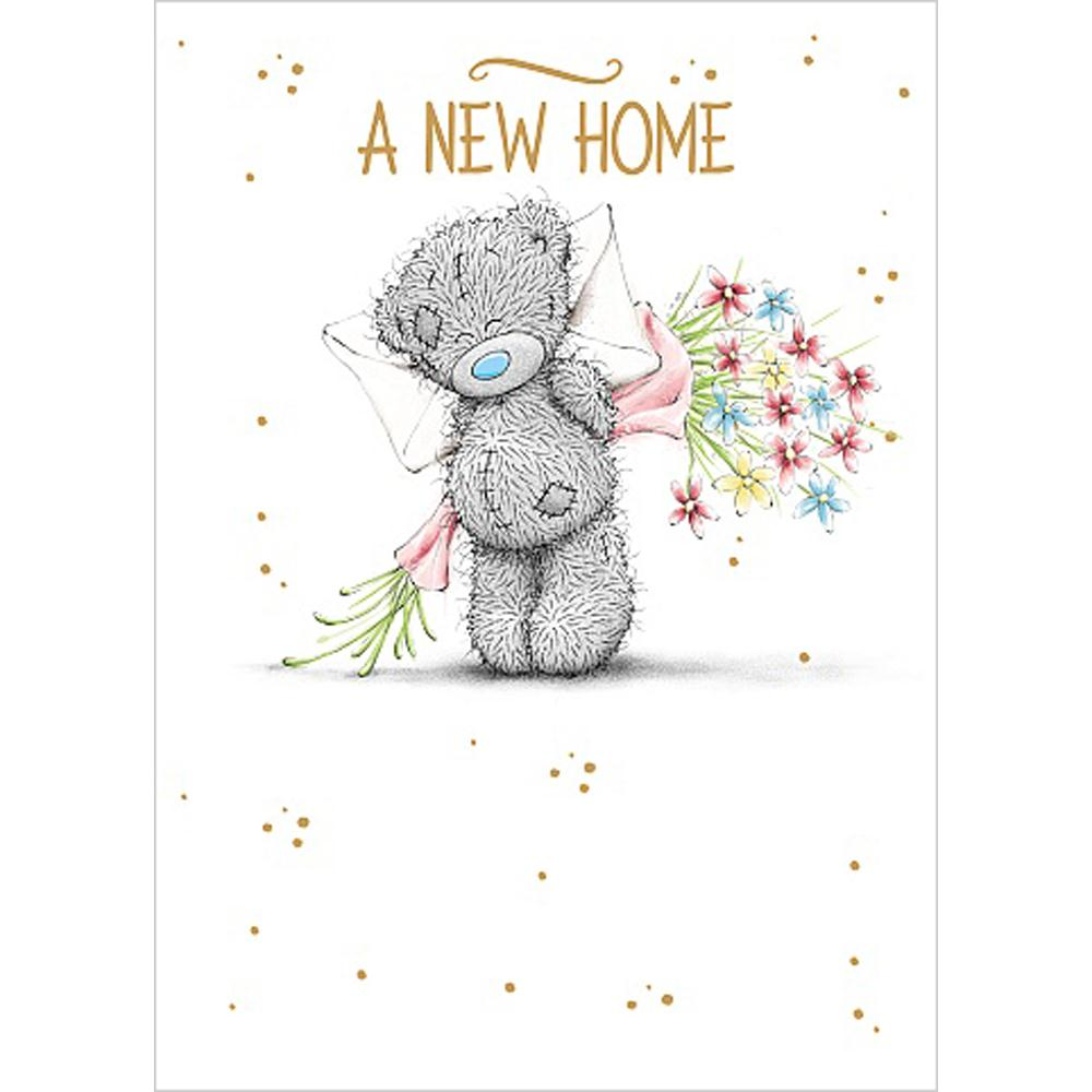 A New Home Me To You Bear Card A01SS498 Me To You