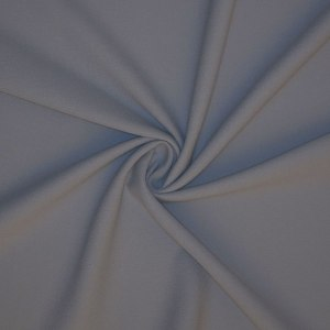 Double crepe Pura Lana – grigio perla