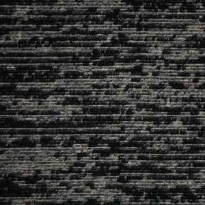 Maglia bouclè scuro misto lana