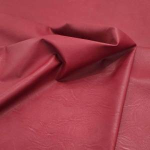Ecopelle stretch – rosso
