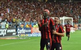 Vitória sofre humilhação e perde de goleada para o Botafogo-PB por 4 a 2