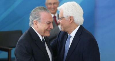 STF pode anunciar decisão sobre nomeação de Moreira Franco nesta segunda
