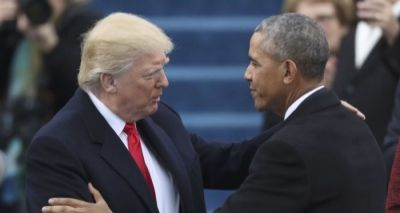 Trump pede que Congresso investigue supostas escutas ilegais de Obama