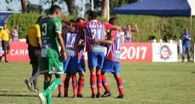 Bahia leva susto no fim, mas vence o Vitória da Conquista fora de casa por 1 a 0