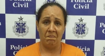 Sob efeito de drogas, mulher mata marido a facadas e é presa