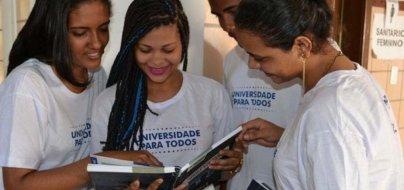 [Universidade Para Todos abre 14 mil vagas para curso pré-vestibular gratuito]