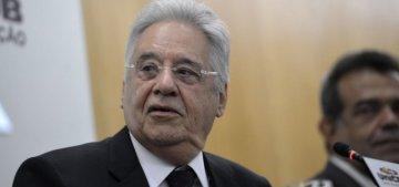 [ FHC desmente apoio a Haddad e diz que não apoia nem Bolsonaro, nem PT no segundo turno]