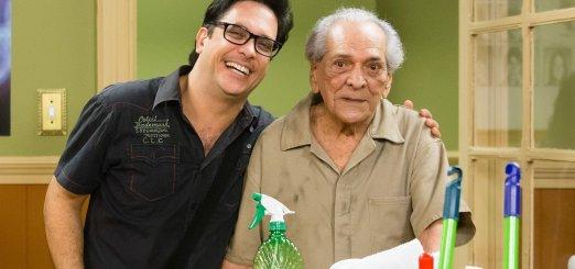 [Ator Lúcio Mauro morre aos 92 anos]