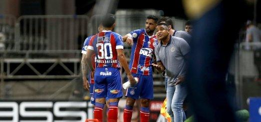 [Bahia tem 17% de chances de se classificar para a Libertadores]