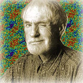 El controvertido escritor Timothy Leary