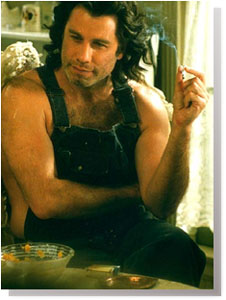 John Travolta in Michael