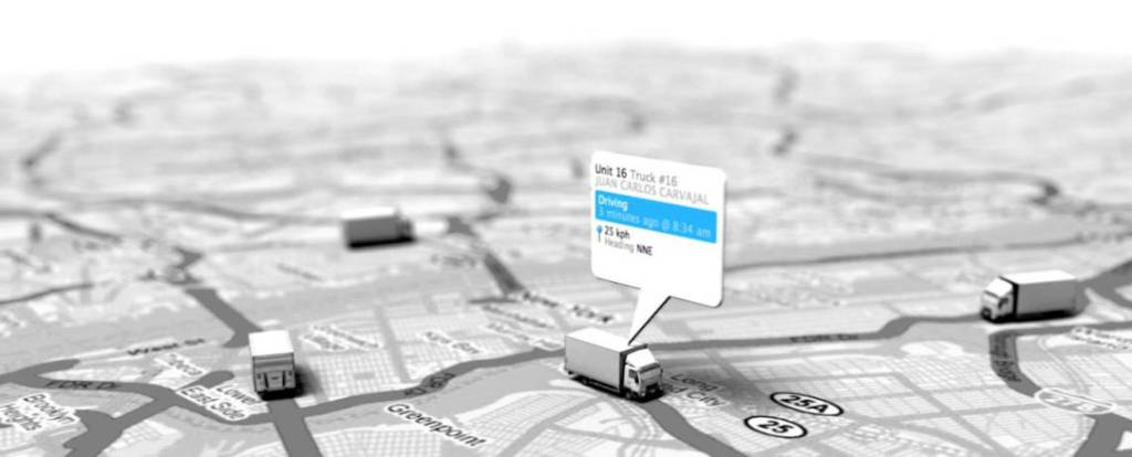 GPS Tracking from Metro Alarm