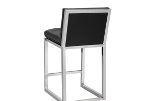 ALBA COUNTER STOOL – BLACK