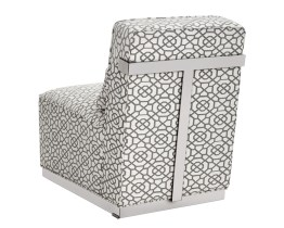 BROSNAN CHAIR – DIAMOND FABRIC