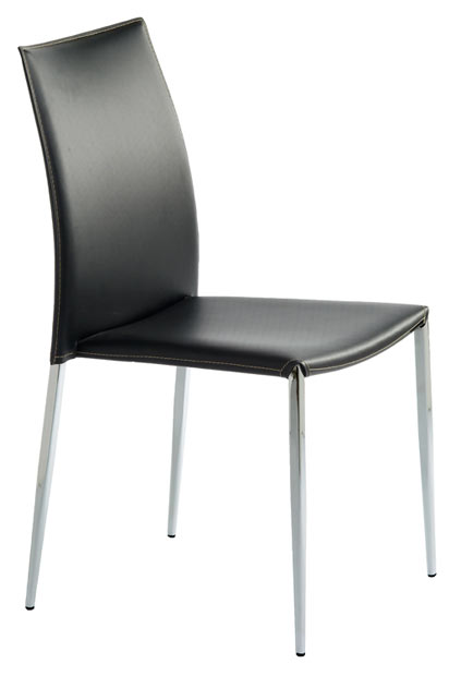 Eisner Dining Chair Black
