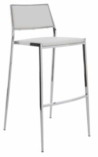 Aaron Counter Stool Black