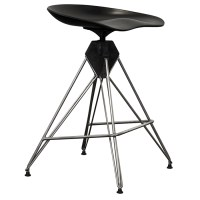 Kahn Counter Stool Black