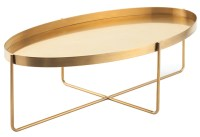Gaultier Coffee Table Gold