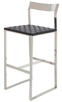 Camille Counter Stool Black