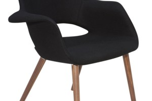 Jesse Occasional Chair Black