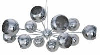 Sylvie Pendant Lighting Silver