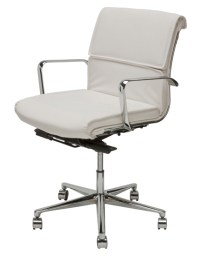 Lucia Office Chair Black