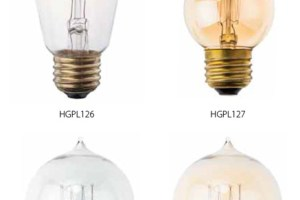 A19(with Tip On Top) Light Bulb Lighting Clear