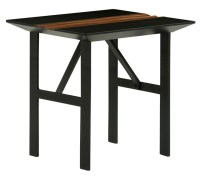 Swell Side Table Black