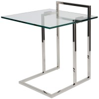 Enna Side Table Clear
