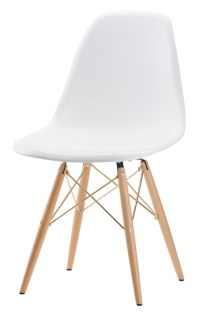 Charlie Dining Chair White