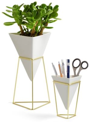 Trigg Vase White