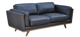 Aria 2.5 Sofa – Charme Black